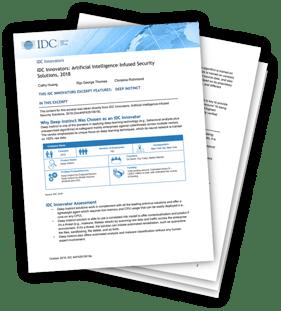 IDC Innovators_Excerpt_Deep Instinct_report